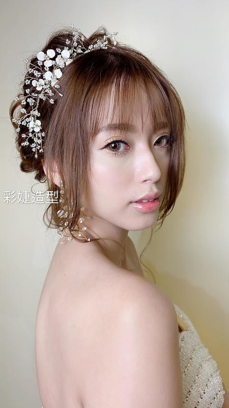✨女神新娘日系妝髮