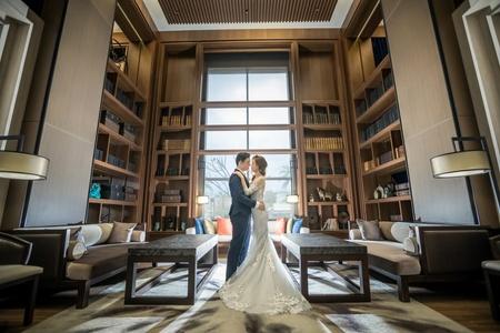 |婚禮紀實 |奕瑋+尉嫺 |桂田酒店|
