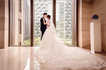 婚攝婚禮紀錄|台中商旅|Inge Studio英格影像