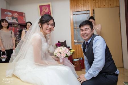 婚禮紀錄WEDDING | 台南-金冠台菜海鮮婚宴餐廳 | 幸運草攝影工坊