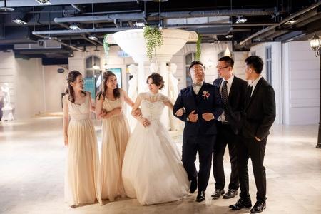搶鮮版 2019.06.29 證婚儀式 宴客 88樂章
