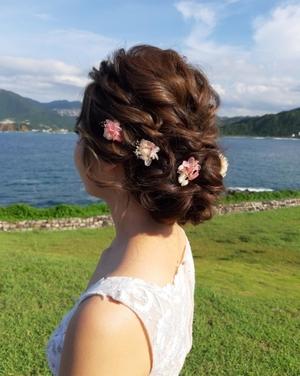 Becky bridal stylist 整體造型