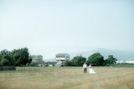 『自然婚紗 』