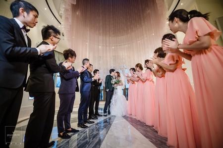 婚禮紀錄 l 文華東方酒店 l 古董跑車