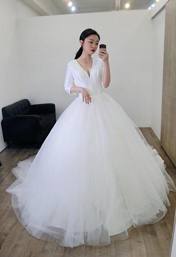 Miss Oli 奧莉小姐手作婚紗