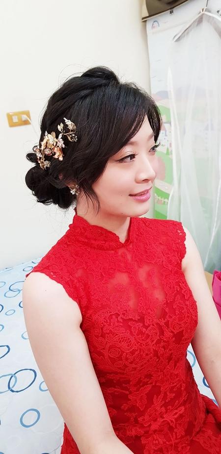 婚宴造型-嘉義-蘇蓉蓉新娘秘書