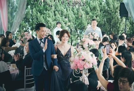 桃園青青風車莊園婚禮紀錄|詮釋你的美式風格婚禮