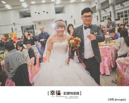 【婚禮宴客】- 就愛台灣味 桃園新勢國小