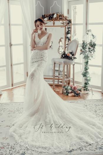 J2 手作婚紗