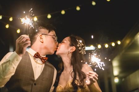J&R 戶外証婚晚宴@台北格萊天漾大飯店