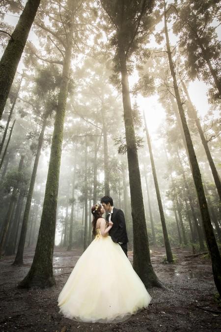 幸福感婚紗-啟佑&敏雅
