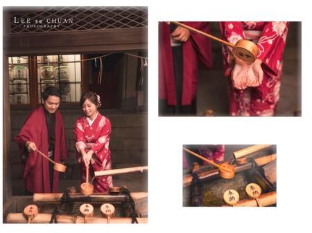 『京都婚紗』孟瑜