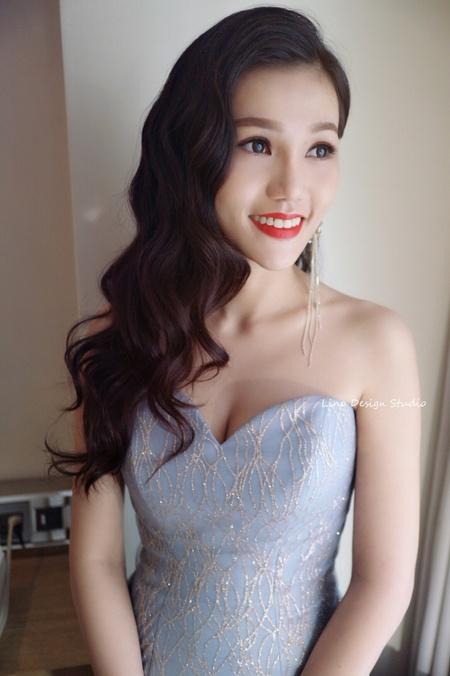 明星級新娘
