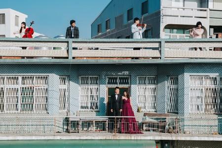 婚禮紀錄 | 台南湖內流水席(度比)