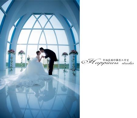 幸福感婚紗-滄洋&薇芳