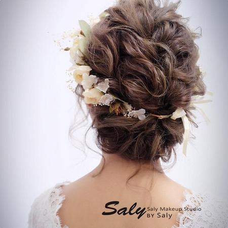 【Saly 造型總監】甜美仙仙風