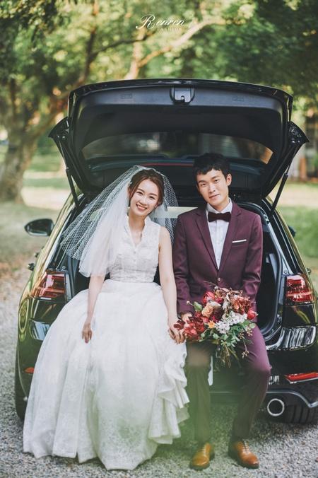 RenRen|魏沐 慕朵影像 |冉冉婚紗