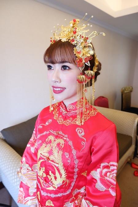 龍鳳掛❤️中式婚禮