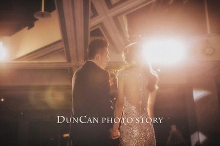 Duncan|台中林皇宮|儀式晚宴