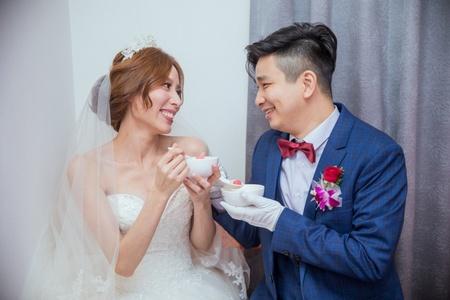 新莊典華/迎娶喜宴/J-Love婚攝團隊
