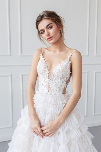 JillBridal 吉兒法式手工婚紗