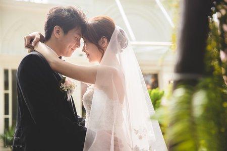 婚禮紀錄|青青食尚花園會館