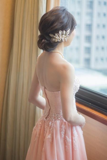 bride~婷 寒軒國際 新秘眉音