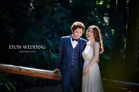就是喜歡這樣的妳💖-台北伊頓自助婚紗攝影