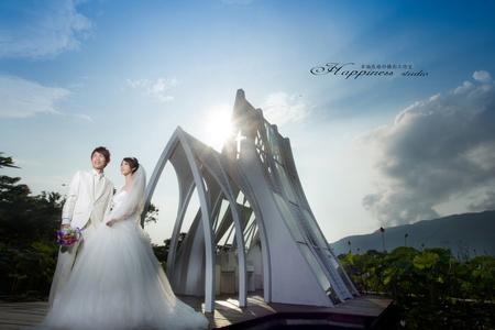 幸福感婚紗-柚子