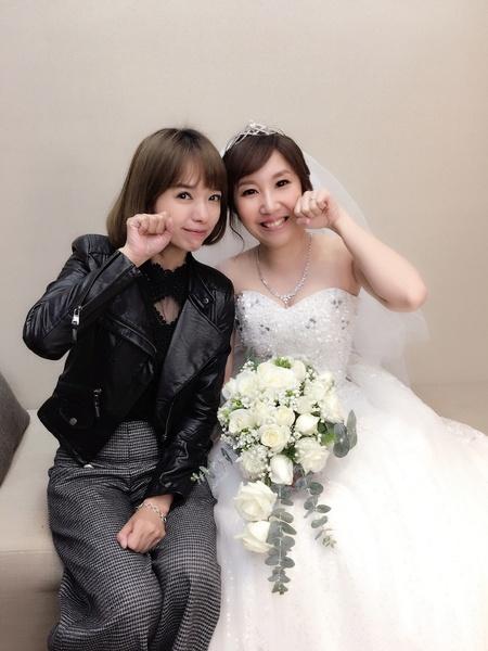 饅頭爸團隊 -新袐芯媛❤庭瑤結婚午宴