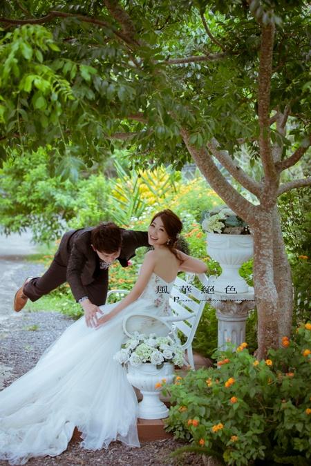 ❤️美式客照分享~風華絕色~/婚紗基地/美式婚紗/台北外拍景點推薦/婚紗攝影