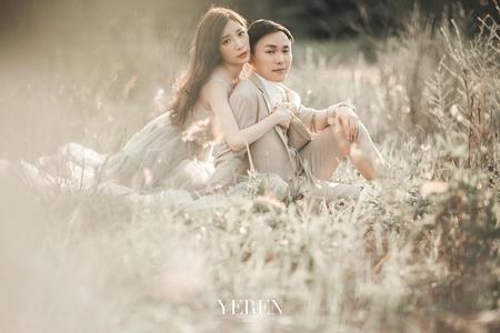 RenRen|YEREN 野人|冉冉婚紗