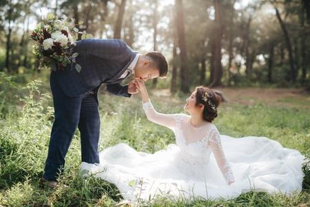 自助婚紗 | Dannie & Una(度比)