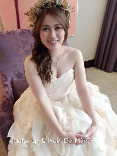 森林系新娘