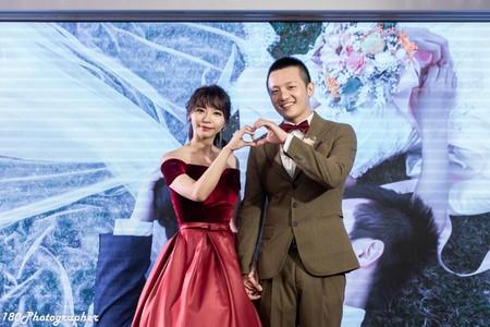 弘恩&靈勻 婚禮紀錄 台南海鮮會館