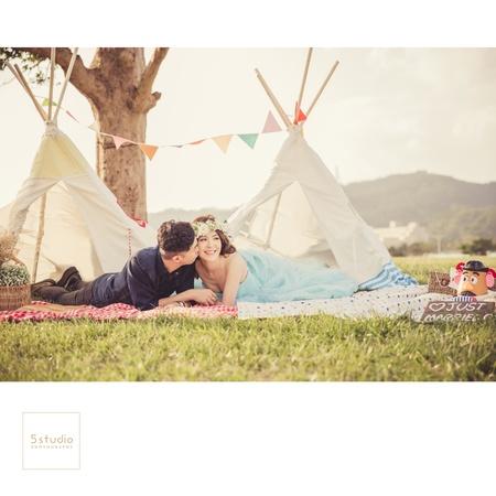大佳河濱公園婚紗攝影