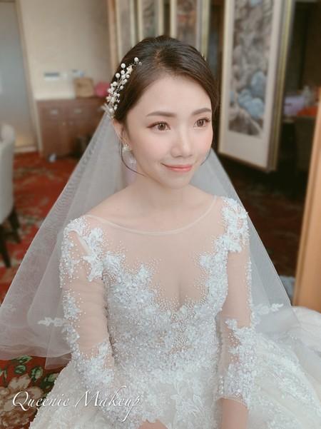 韓風經典白紗造型