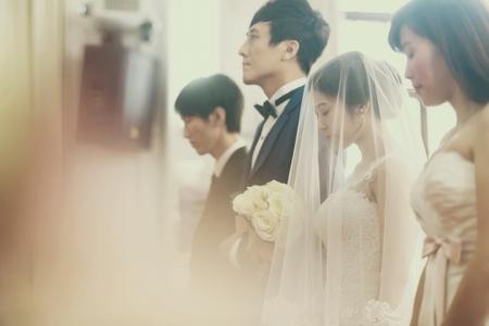 [婚禮攝影] KuKu+KiKi / 新竹浸信會 by 婚攝培根