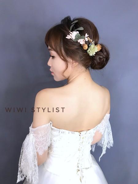 森林系公主造型 _葳葳造型 wiwi stylist