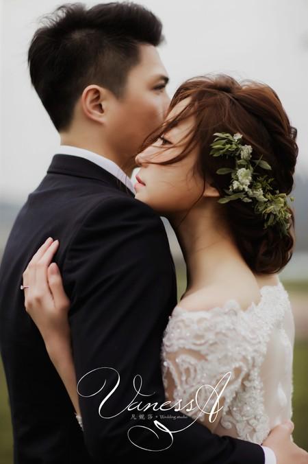 XIANG YUAN ❤ SI YIN 桃園vanessa 手工婚紗。攝影工作室