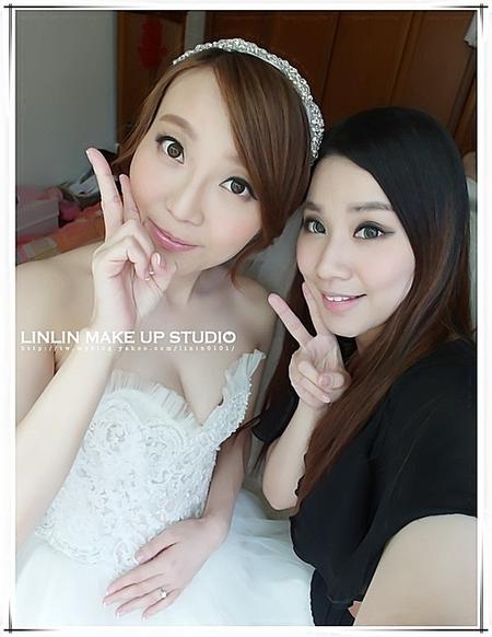 #台北化妝師#♥Suki婚宴