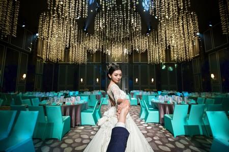 星空下的璀璨婚禮/台鋁晶綺盛宴