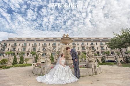 婚禮紀錄WEDDING | 台南丸三海津餐廳-永華會館 | 幸運草攝影工坊