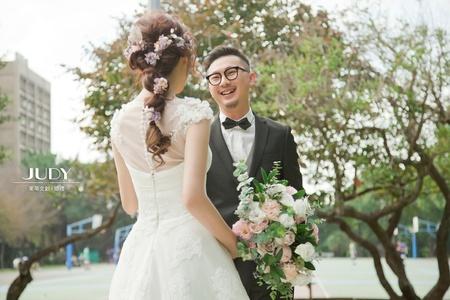 肯家❤️穎芝-JUDY茱蒂文創婚禮--韓風內景-風格婚紗-淡水莊園婚紗基地