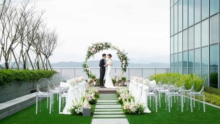 14F 高空外戶證婚花園