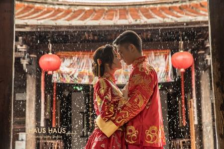*精選* | 中國風婚紗 | HAUS HAUS